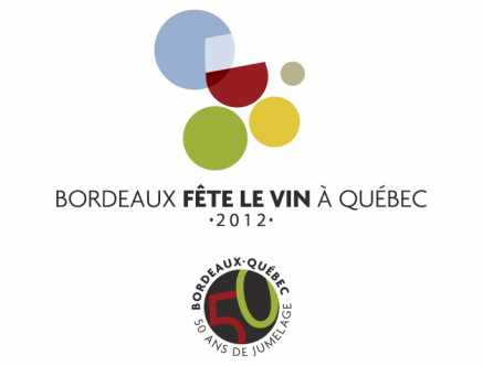 Bordeaux Wine Festival in Québec City