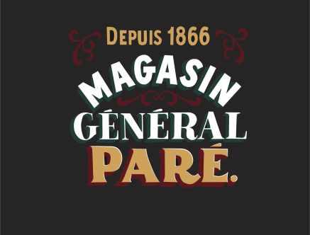 Magasin Général Paré
