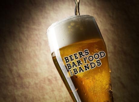 Beers, Bar Food & Bands