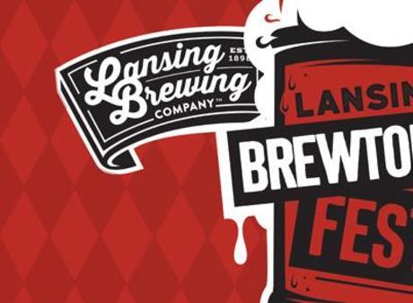 brewtober fest Lansing Brewing Company