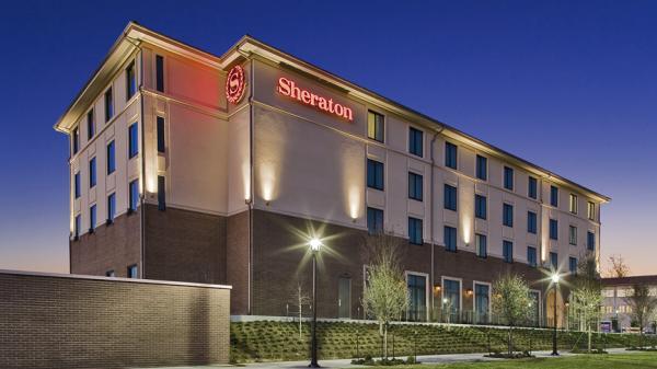 Slider: Sheraton