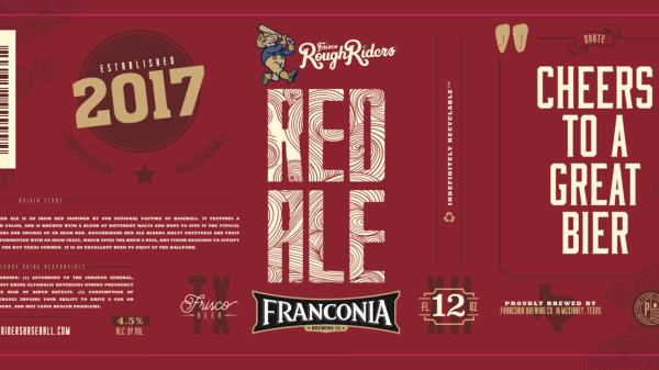 RoughRiders Red Ale