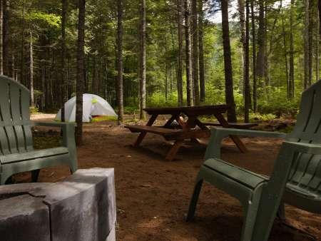 Camping Shannahan