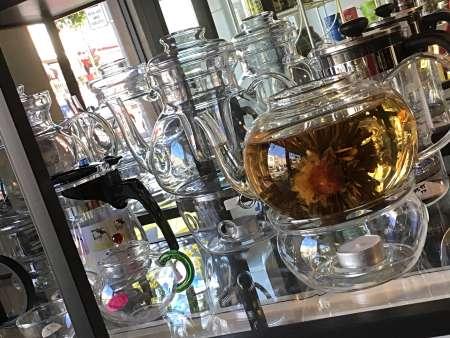 La Maison des 100 thés