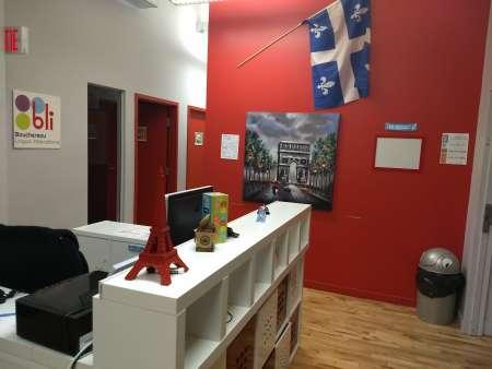 BLI Québec | École de français