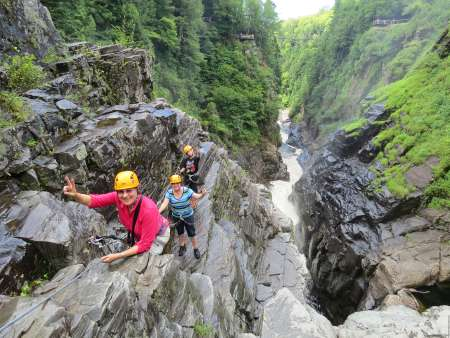 Canyon Sainte-Anne