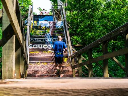Défi Escaliers Québec