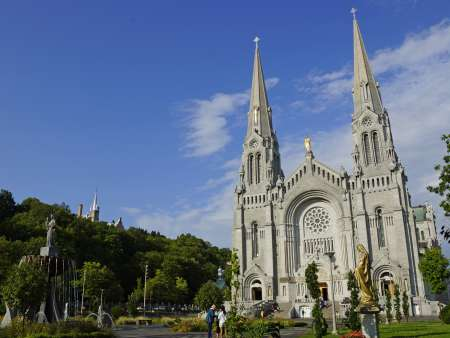 Sainte-Anne-de-Beaupré Shrine