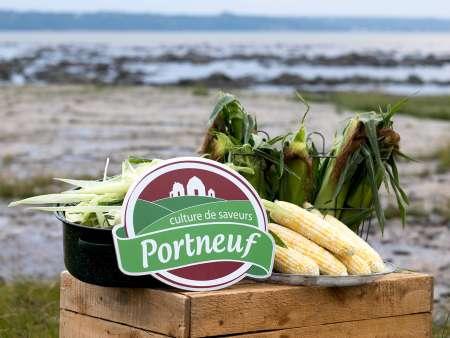 Portneuf, Culture de saveurs
