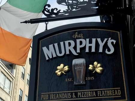 Pub Irlandais Chez Murphy's