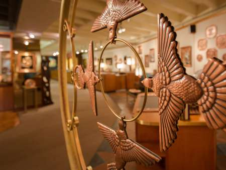 Albert Gilles Copper Art - Art Studio / Museum / Boutique