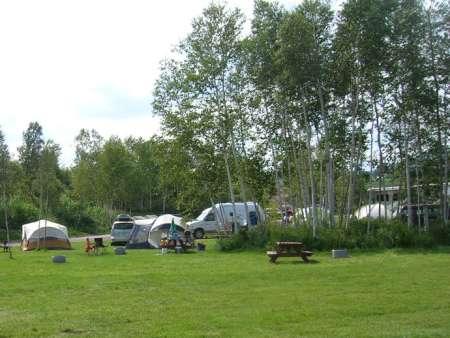 Coop Camping St-Esprit