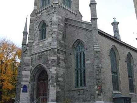 Chalmers-Wesley United Church