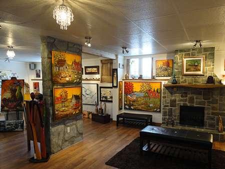 Galerie d'art Christine Genest