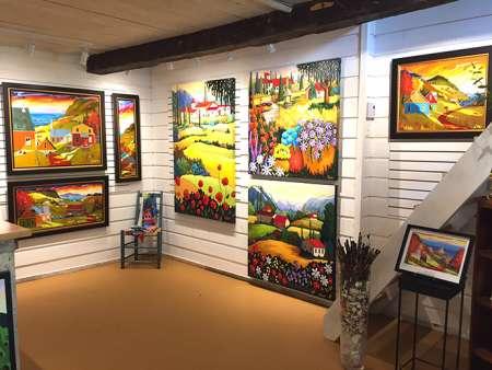 Galerie d'art St-Aubin Marion