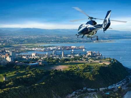 Les Tours et excursions GoHelico du Complexe Capitale Hélicoptère