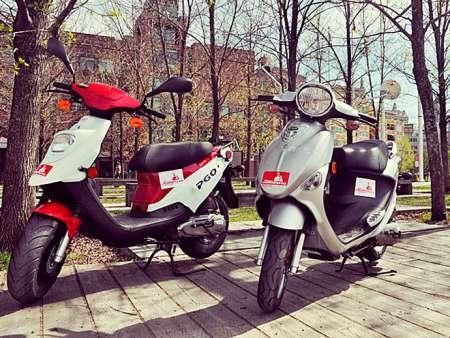 Québec l'Expérience Scooter
