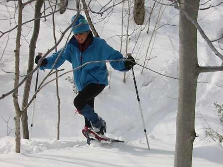 Regroupement ski de fond raquette