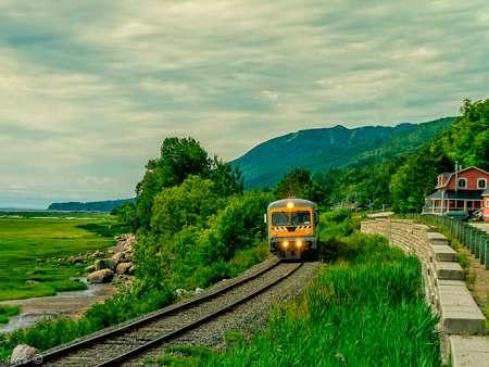 Charlevoix Rail Transit
