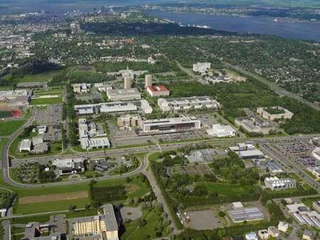 Université Laval - Bureau des événements campus