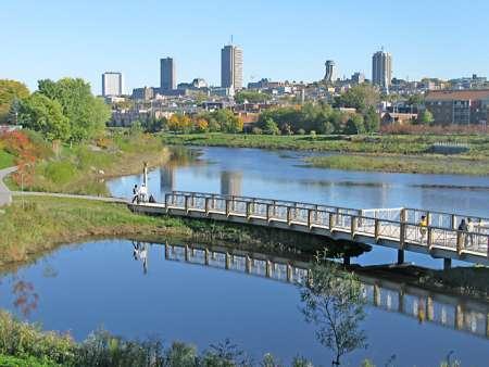 Parc linéaire de la Rivière-Saint-Charles