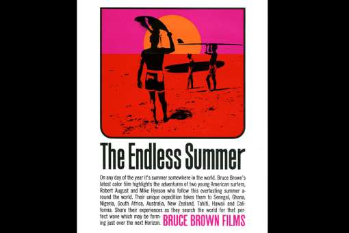 Endless Summer Original Poster 1964