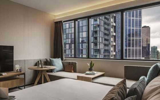 Bookings open for Novotel and ibis Melbourne Central