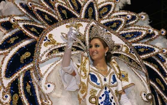 Mardi Gras event