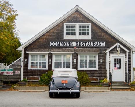 Little Compton Restaurants