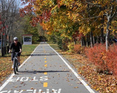 East Bay Bike Path