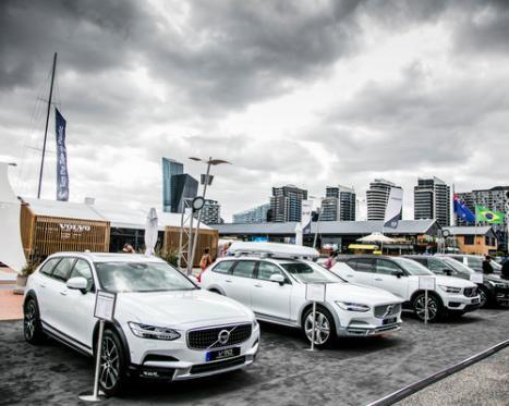 Test Drive Latest Volvos