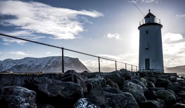Lighthouse by Fjordlapse