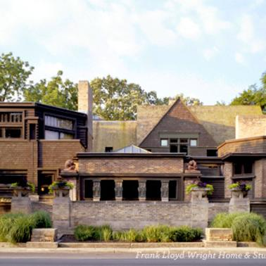 Frank Lloyd Wright by Bike: Take a Guided Tour of 21 Spots, Part of Celebrate Wright 150