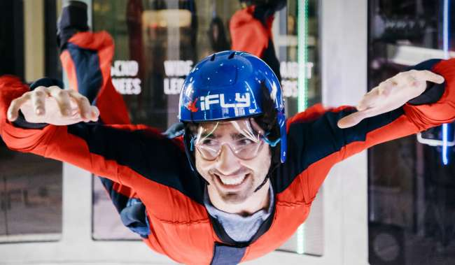 iFLY Indoor Skydiving is Fun For Everyone!