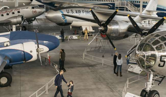 Rainy Day Fun: The Museum of Flight
