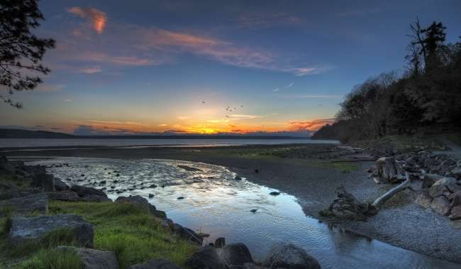 Best Parks to Watch the Sunset Near Seattle