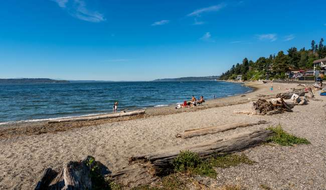 Seattle Summer Beach Guide