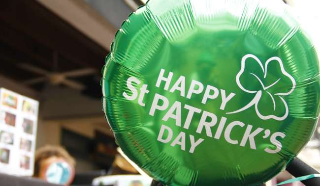 Saint Patrick's Day Events