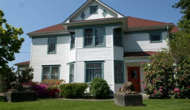 Tukwila Historical House
