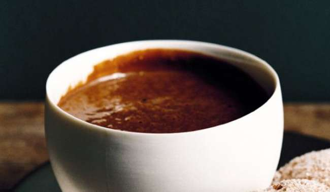 Recipe of the Month: Seattle Chocolates' Brandied Hot Chocolate