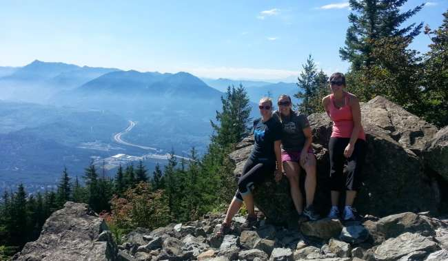 Hike Near Seattle Southside: Mount Si