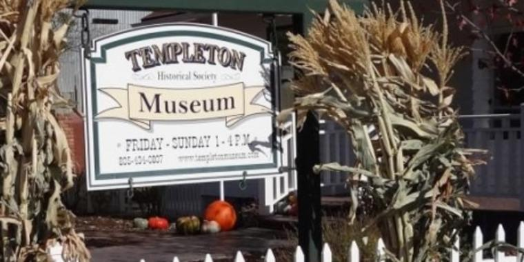 Templeton Historical Society Museum