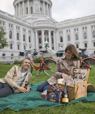 Picnic at the Capitol
