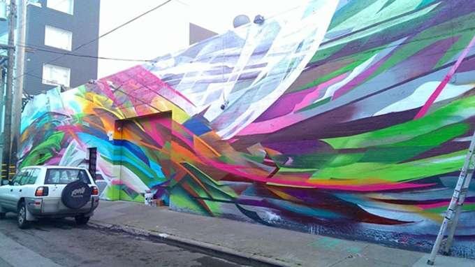 Mike Bam Tyau Mural