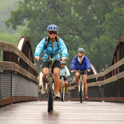 Laurel Highlands Biking