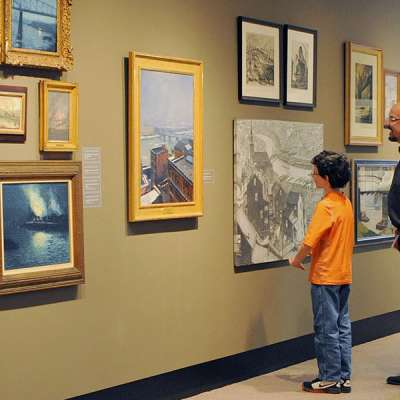 Arts, Galleries & Museums