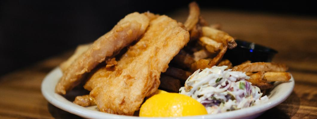 Fish Fry Friday in Eau Claire