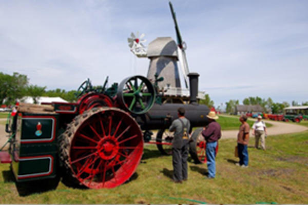 Thresherman's Festival in eastern Manitoba