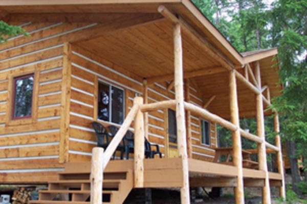 Find a fishing or hunting lodge in Manitoba