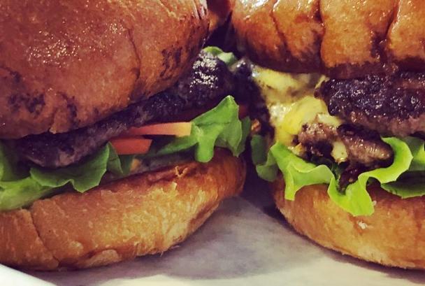 Market Burger Fries and Shakes